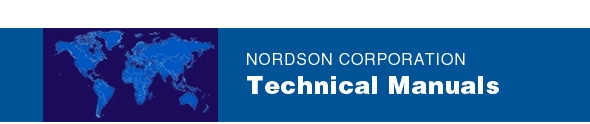 Welcome to Nordson eManuals!